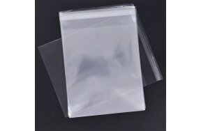 PP BAGS WITH SEALING TAPE